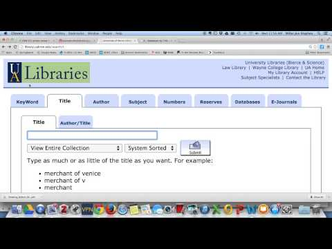 How to find articles listed in someone else's bibliography