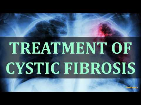 TREATMENT OF CYSTIC FIBROSIS