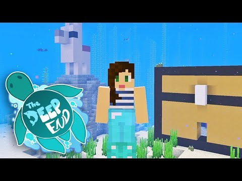 The First Underwater Shop! | The Deep End Minecraft SMP Ep.3