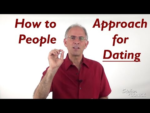 How to Approach People for Dating with Confidence - EFT Love Talk Q&A Show