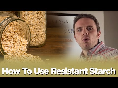 How To Use Resistant Starch