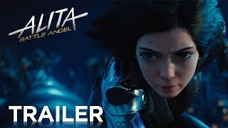 Alita: Battle Angel | Asia Trailer | February 8 | Fox Star India