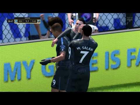 FIFA 18 Fut Online Match Barclays Premier League Team