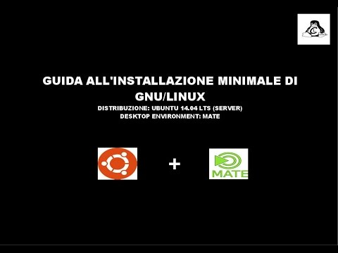 Ubuntu 14.04 + Mate (installazione e configurazione)