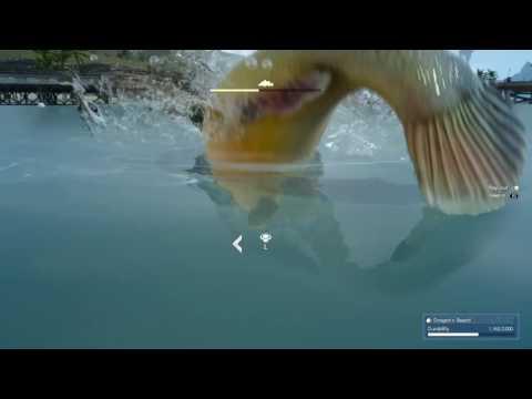 Final Fantasy XV - Angler's Nightmare