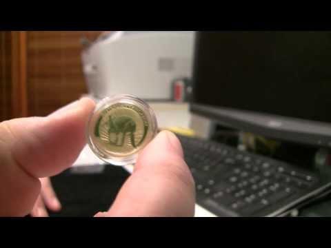Unboxing - 2011 1/4 ounce Gold Australian Kangaroo