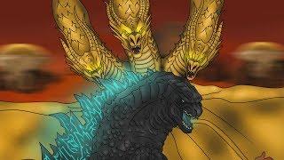 King Kong vs. Godzilla 11 - King Ghidorah: King of the Monsters