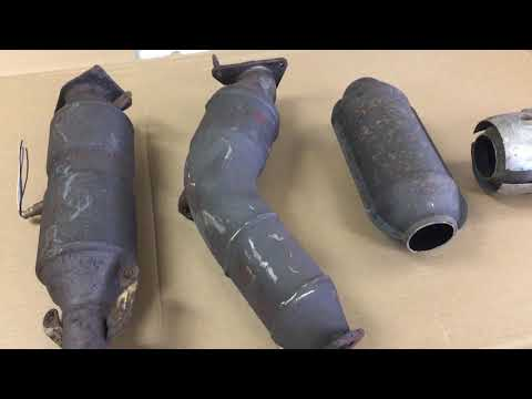 Pricing Your Scrap Catalytic Converters