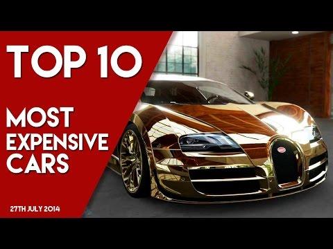 Most expensive cars! top 10 expensive super cars ! expensive vehicles ! luxury cars!