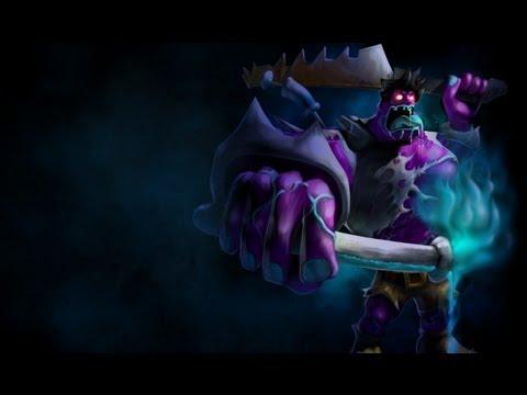 League of Legends - Gold Dr. Mundo
