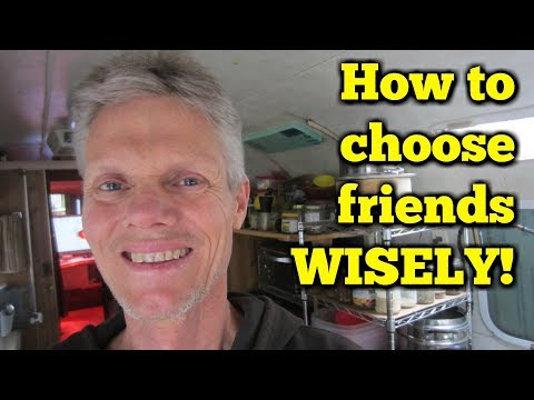 Choosing Friends Wisely!  Finding the BEST Friends for YOU!
