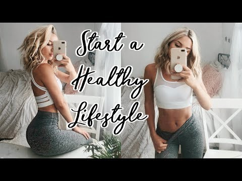 5 FITNESS TIPS | START A HEALTHY LIFESTYLE