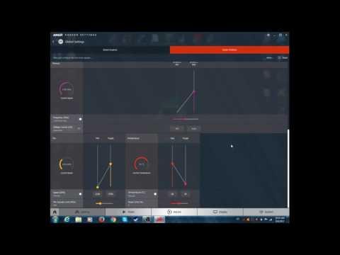 How to increase gpu fan rpm (AMD)