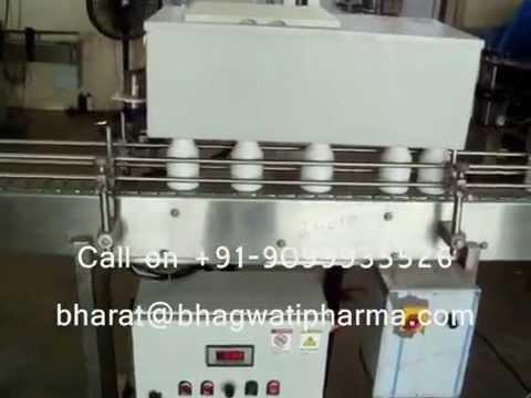 Induction cap sealing machine, Induction sealer , Induction Sealing machine for bottle, jar