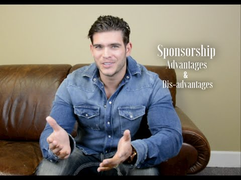Sponsorship talk (advantages/dis-advantages)