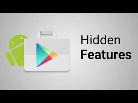 Five Hidden Features of Google Play Store 2017 | Android