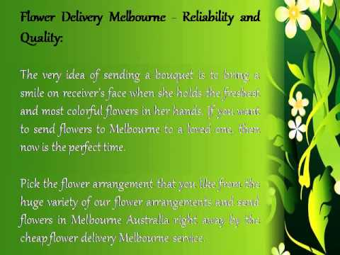 Buy Cheap Flowers in Melbourne CBD, Same Day Flower Delivery Services
