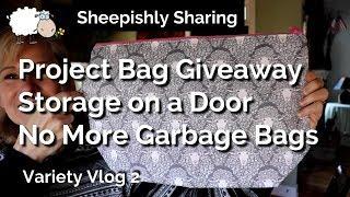 Download Bag Giveaway   Declutter with Me   Home Hacks   2019 Variety Vlog 2 Video