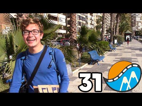 MALAGA, SPAIN CITY TOUR!!
