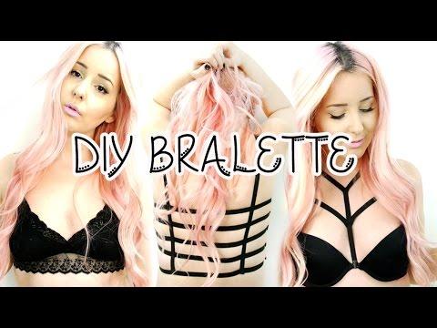 DIY 3 EASY Bralettes!   by tashaleelyn