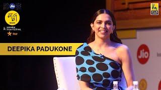 Take 5 With Deepika Padukone | Rajeev Masand | Anupama Chopra | Jio MAMI Movie Mela with Star