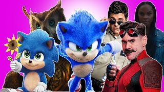 SONIC THE MOVIE THE MUSICAL / Parody Song(Version Realistic)