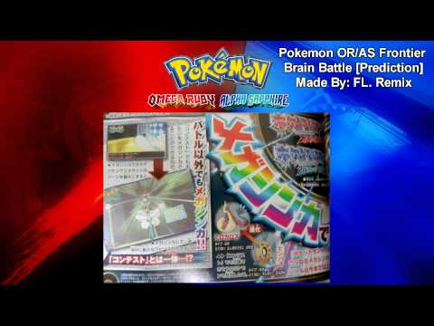 Pokemon Omega Ruby/Alpha Sapphire News: Mega Evolution Pokemon in Contests! 1080P