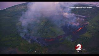 The Latest: Hawaii volcano