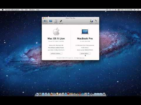 How To Find Whether Your Mac Operating System is 64bit Or 32bit