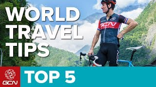 Top 5 Long Distance Travel Tips For Cyclists
