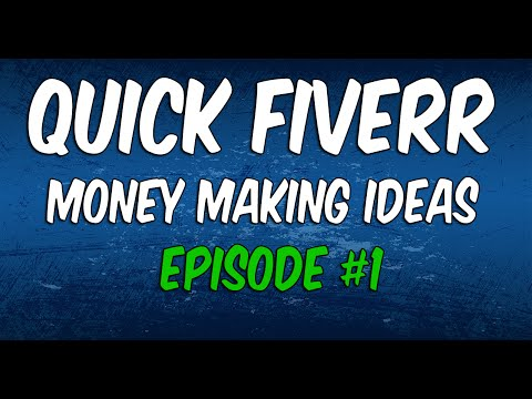 How to Make Money on Fiverr with Mockups - SO EASY! EP #2