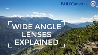 Wide Angle Lenses: Explained
