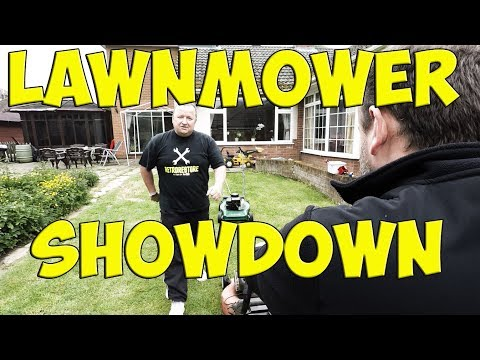 Lawnmower Showdown | This Is Personal !!!