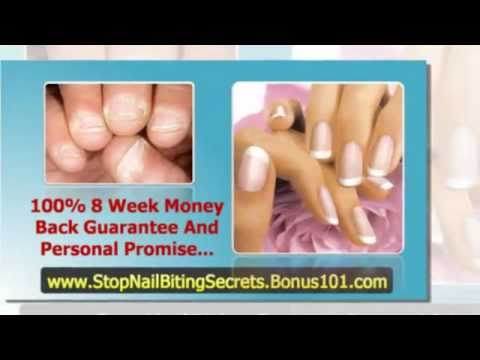 stop nail biting in children - nail biting remedy - fingernail biting remedy