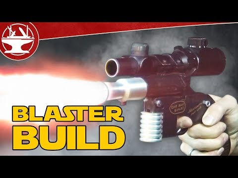 Building Han Solo's Blaster!