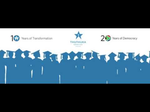 Thuthuka Bursary Fund Aims to Change South Africa's Future