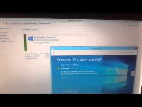 Windows 8.1 single language to windows 10 upgrade part 1