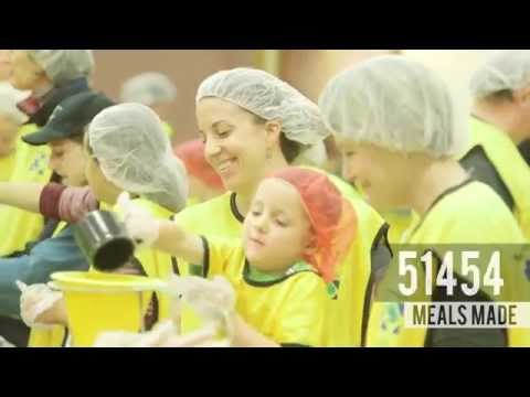 Stop Hunger Now & Mormon Helping Hands Fighting World Hunger