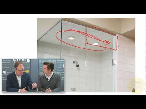How To Design a Steam Shower