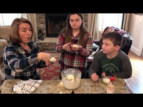 Keto Snow Cream!  A Sullivan Family Favorite