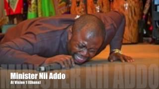 Minister Nii Addo Worship at Vision 1 (Ghana)