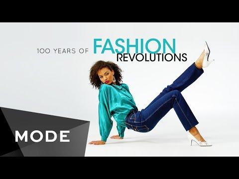 100 Years of Fashion: Revolutions  ★ Glam.com