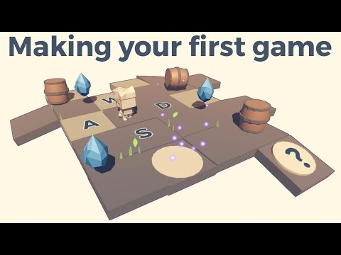 How to make your first game and many more - A roadmap for Indie game development