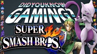 Super Smash Bros Wii U - Did You Know Gaming? Feat. Smash Bros Announcer Xander Mobus!