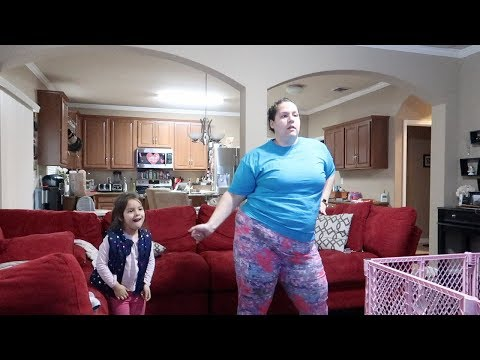 Vlog: *February 6, 2018* ~At Home Workout!~