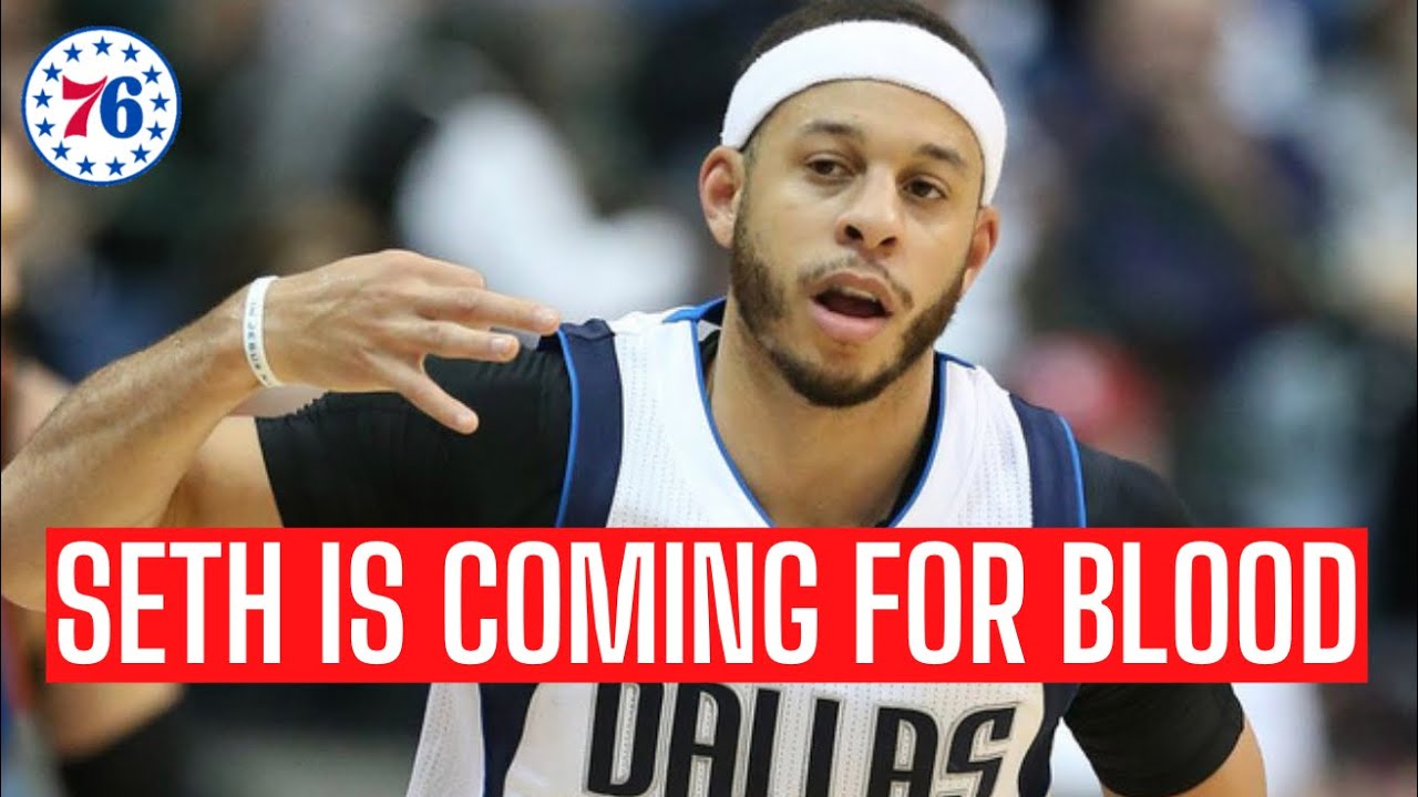 Seth Curry is going to EAT on the Philadelphia 76ers this season