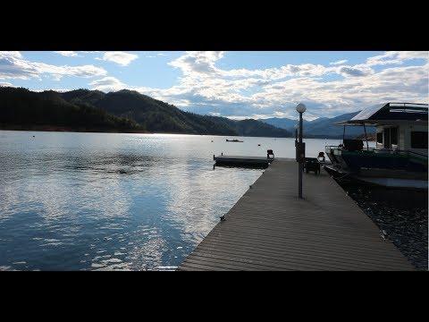 Shasta Lake House Boating 2017