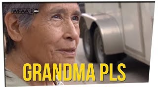 """81-Year-Old Led Police on """"Low-Speed"""" Chase ft. Tim DeLaGhetto, Ricky Shucks & DavidSoComedy"""