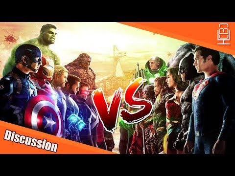 MCU Vs DCEU Action in Comic Book Films Who Does it Best