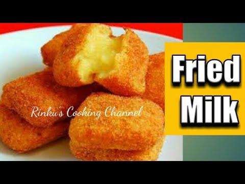 Fried Milk (Leche Frita)- Spanish Dessert Recipe